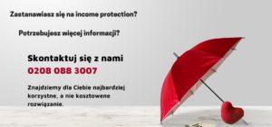 Ubezpieczenie na wypadek utraty dochodu - zgłoś się do nas